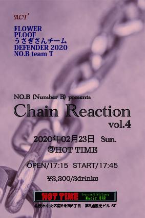Chain Reaction vol.4